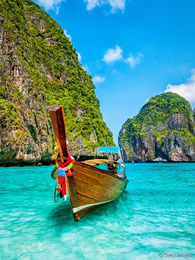 Un petit voyage en taxi-boat à Ko Phi Phi ?