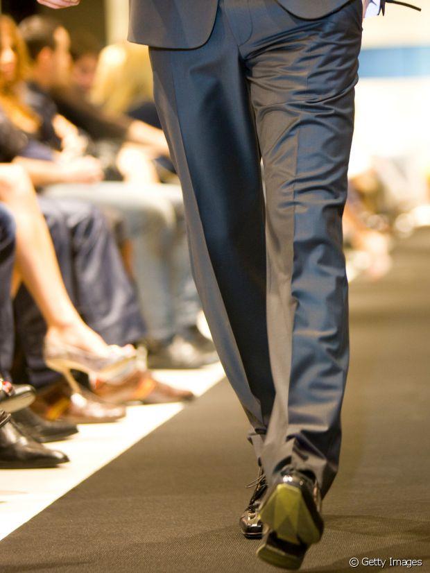 Rappel : 1cm au dessus de la semelle pour la longueur du pantalon !