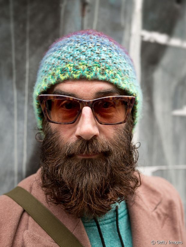 Un peu trop fantaisiste, ce bonnet, non ?