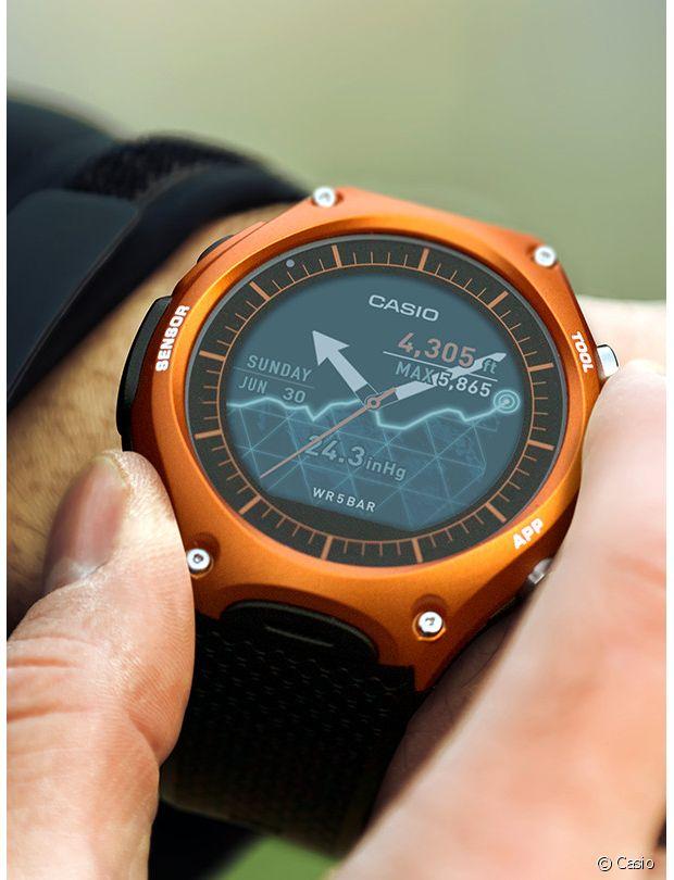 La montre Casio Smart Outdoor
