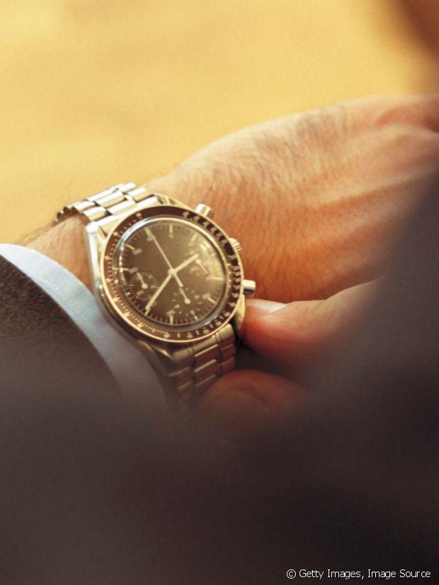 Le montre mécanique demande un soin particulier.
