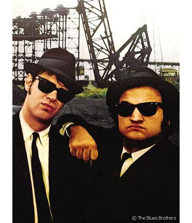 Les Blues Brothers ont été un fer de lance pour les Wayfarer.