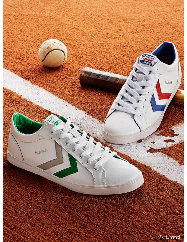 Hummel verse aussi dans la tennis tendance !