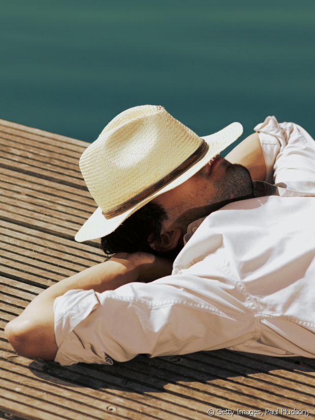 Le panama, accessoire phare des vacances...