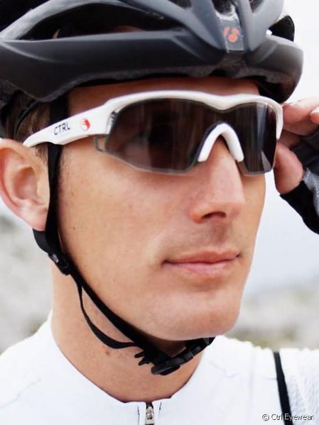 Ctrl Eyewear, les lunettes qui changent de teint à votre guise !