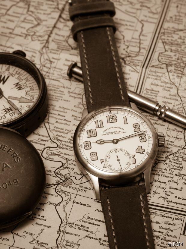 Les montres mécaniques, c'est chouette !