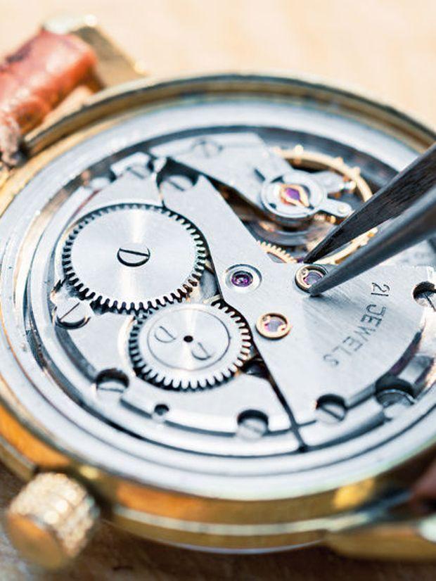 Les montres mécaniques demandent un soin particulier