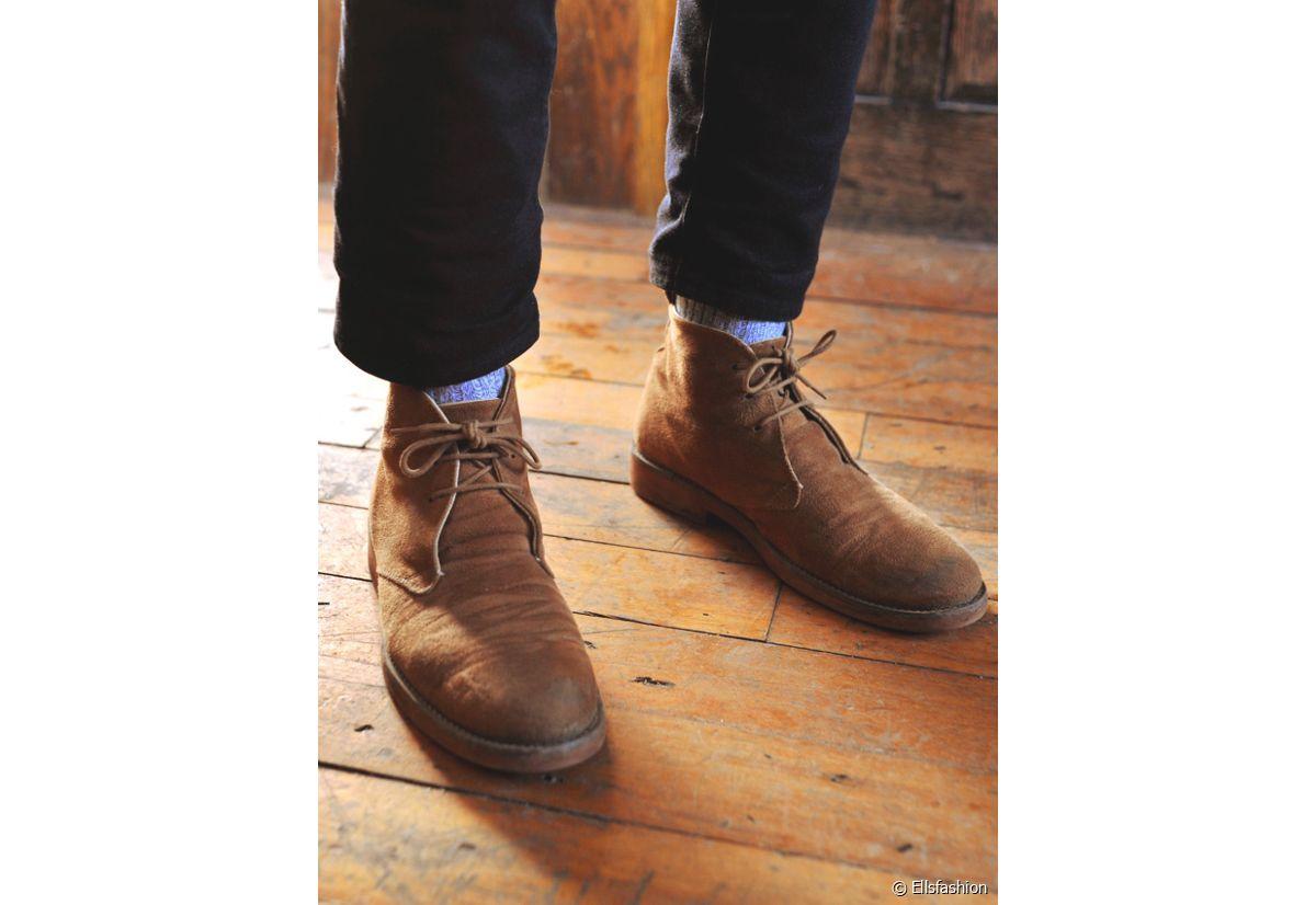 Chaussures en daim ou nubuck : 3 gestes pour les entretenir