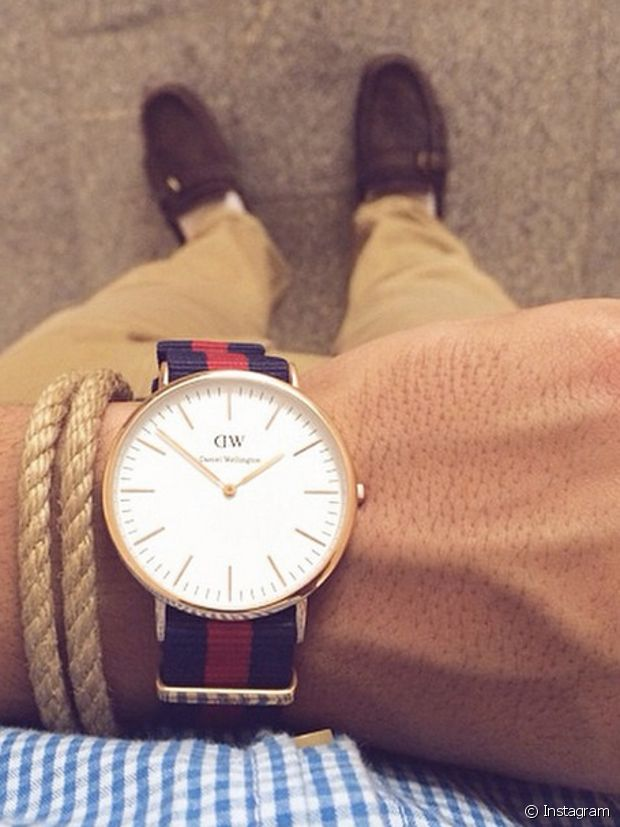 Et si vous craquiez pour une montre DW ?