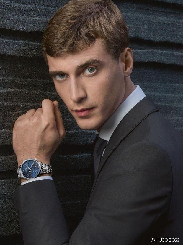 Elle est belle ma montre de BCBG !