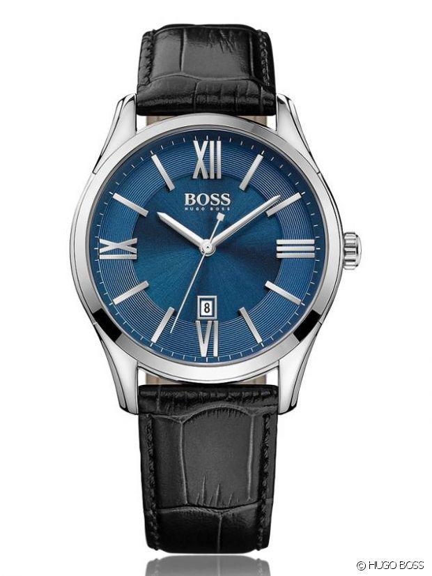 Une magnifique montre à quartz, c'est bien aussi...