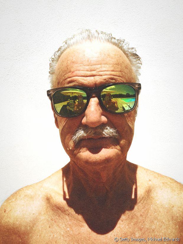 Même ton grand-père s'y met...