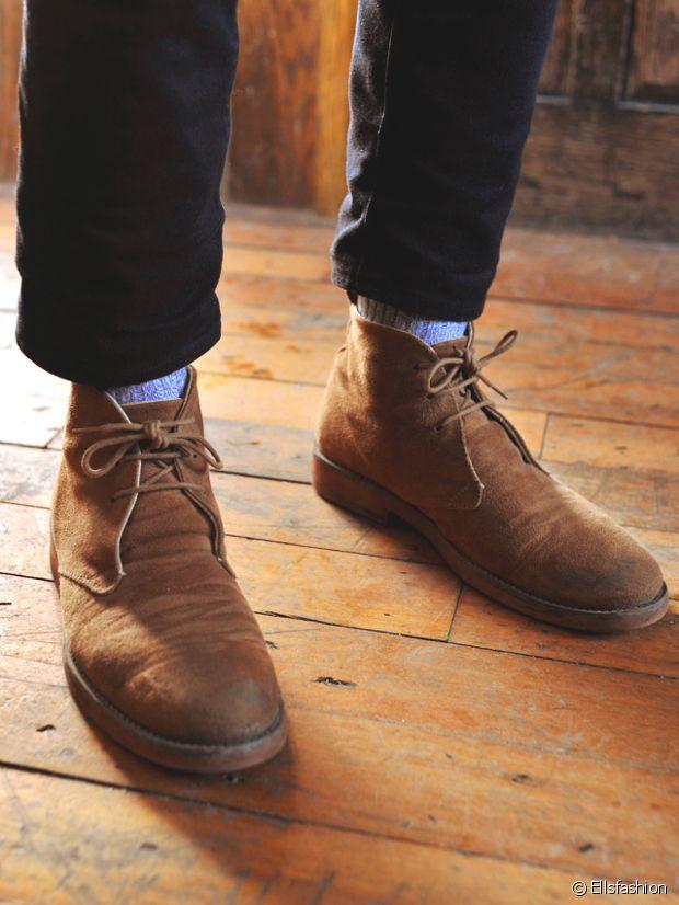 Les Desert boots sont de sortie cet été...