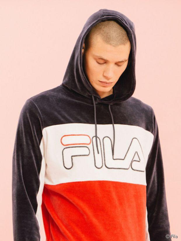 Fila lance Black Line, une nouvelle collection résolument