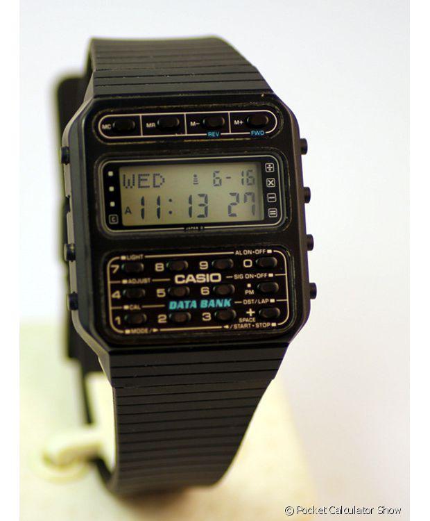 Top 3 des fonctions introduites par la montre Casio Cézigue