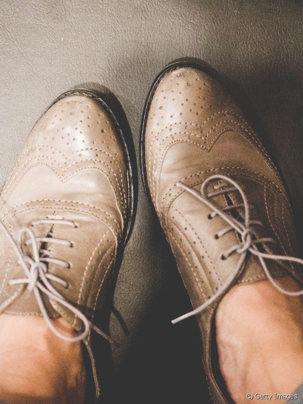 Le cuir aux chaussures, valeur sûre !