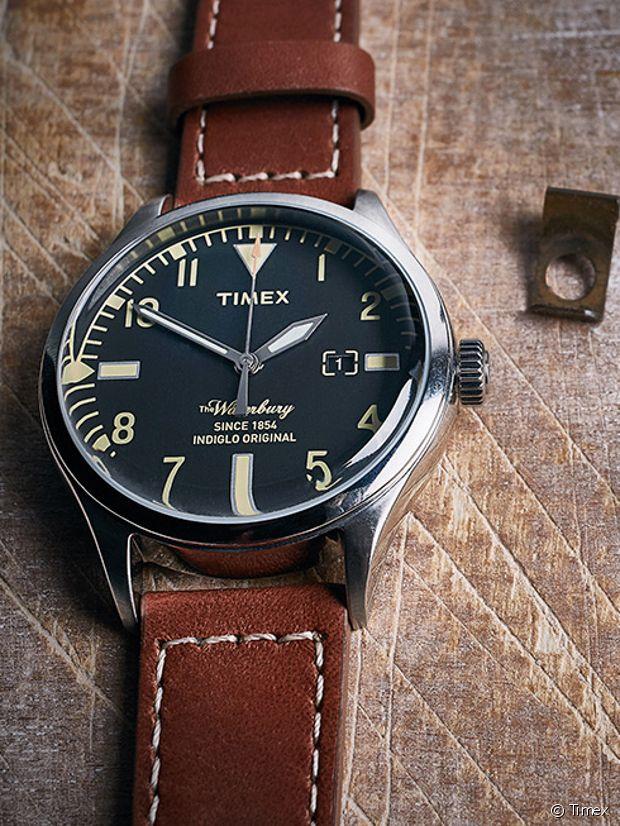 La Timex Waterbury Date, une belle montre à petit prix...