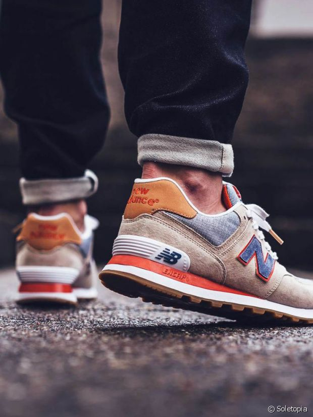 new balance 574 homme 43