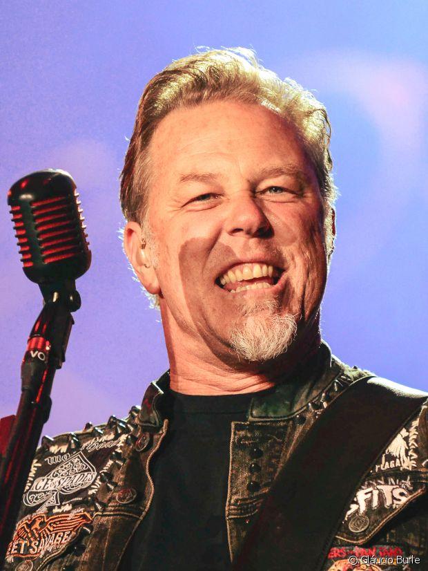 Le bouc va mieux à James Hetfield qu'à toi !