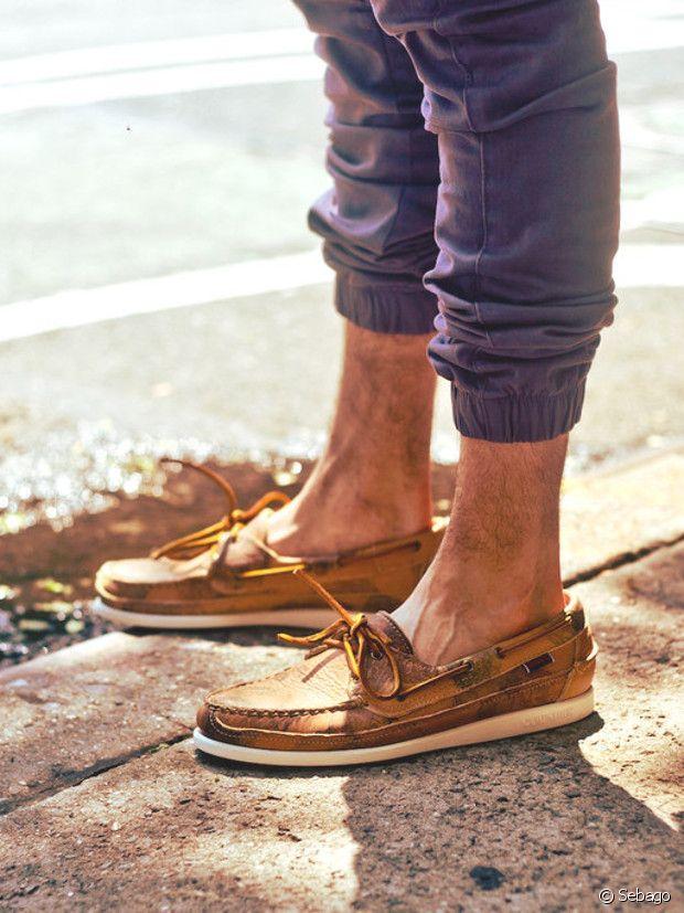 Les chaussures bateau, un must de l'été !