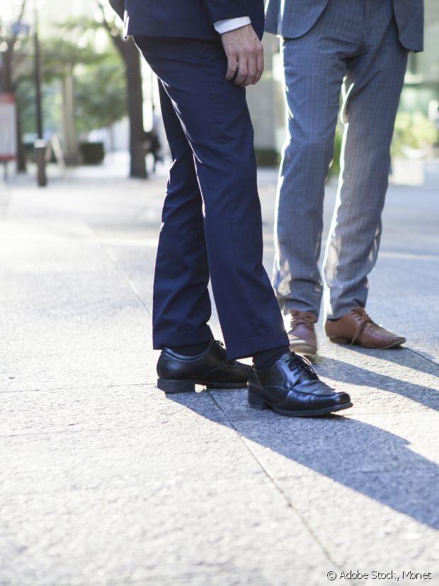 Quelles chaussures sur un costard ?