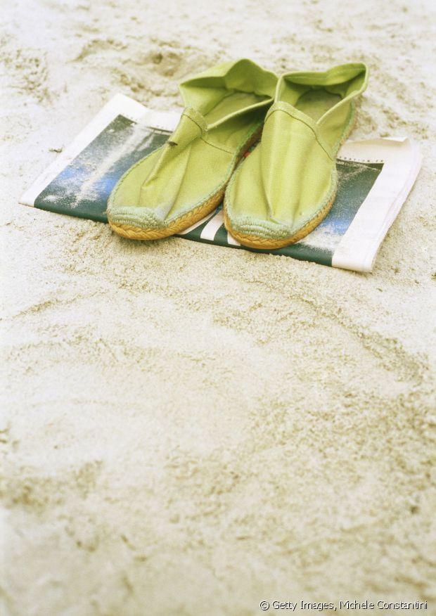 Cet été, on mise sur les espadrilles aux pieds !