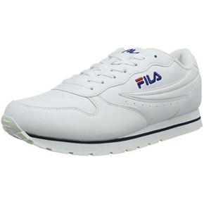 Fila orbit low, sneakers basses homme - blanc -...
