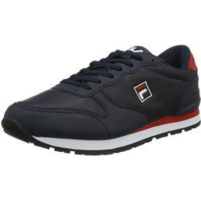 Fila quincy p low, sneakers basses homme - bleu...