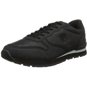 Fila quincy p low, sneakers basses homme - noir...
