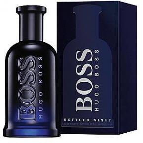 Eau de toilette « boss bottled night » 50 ml