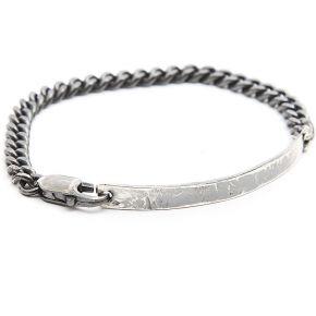 Bracelets gilbert gilbert - bracelet argent basic