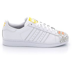 Adidas superstar pharrell supertrade. adidas blanc