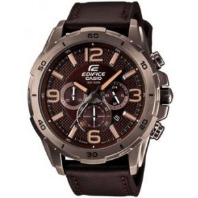 Casio montre efr538l5avuef homme. casio marron