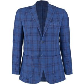 Boggi veste de costume bluette