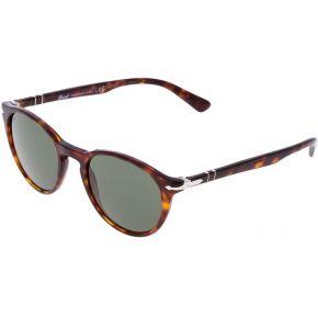 Persol lunettes de soleil brown/green