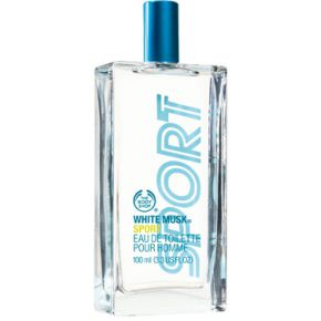 The body shop homme eau de toilette white musk®...