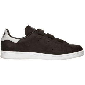 Baskets homme basses a velcro stan smith cf...