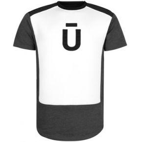 T-shirt hommes Ünkut t-shirt smog blanc blanc