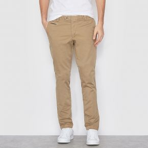 Pantalon chino - esprit - beige