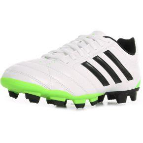 Goletto v fg. adidas blanc, vert fluo et noir