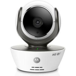 Écoute-bébé vidéo wi-fi mbp85 connect blanc -...