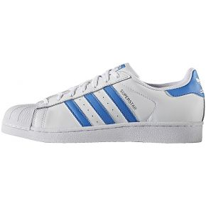 Chaussure superstar. adidas blanc