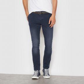 Pantalon coupe slim. jack & jones navy