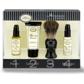 Perfect shave kit coffret de rasage. the art of...