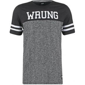 Wrung beast tshirt imprimé black