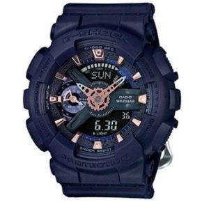 Montre casio g-shock bleu gma-s110cm-2aer...