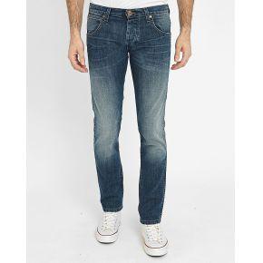 Jeans slim wrangler - jean spencer pr bleu