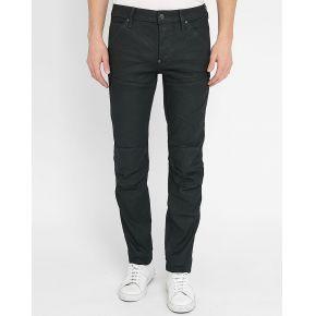 Jeans slim g-star - jean slim noir huilé stetch...