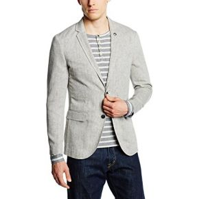 Jack & jones - veste de costume homme - gris - 52
