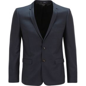 Veste de costume modern v - bleu - sandro -...